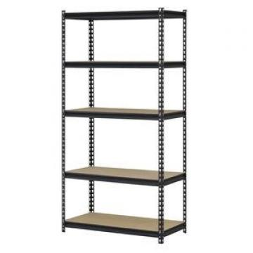 Decorative 5 Tiers Adjustable Chrome Metal Muscle Wire Rack Home Goods Shelving Unit