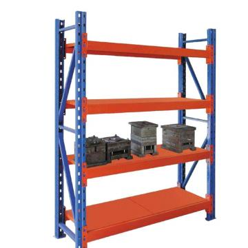4 Layers Shelf Steel Used Pallet Racking Craigslist Warehouse Metal Rack Shelves