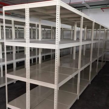 OEM Customized Silver Black 4040 Aluminium Storage Rack