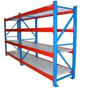 Warehouse Storage Double Deep Pallet Rack Shelving