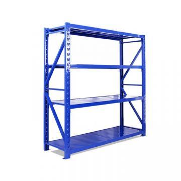 Long Span Medium Duty Shelving Steel Storage Racking for Warehouse