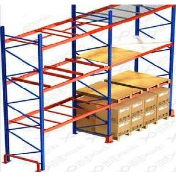 Customize Coated Steel Lean Pipe Tube Rack Flexible Storage Shelves for E-Commercial Warehouse